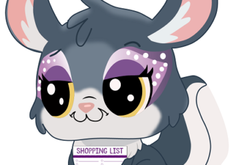 chinchilla-shopping-list
